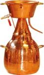 """"""" CopperGarden®"""" Destille Alquitara 200L mit Thermometer"""