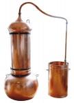 """ CopperGarden®"" Destille - Kolonnenbrennerei 300 Liter"