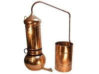 """ CopperGarden®"" Destille Kolonnenbrennerei 150L"