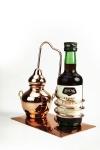 """"""" CopperGarden®"""" Flaschenhalter Alembik / Kupfer"""