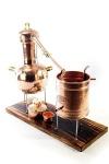 """"""" CopperGarden®"""" Destillieranlage Arabia lifetime 2 L (ohne Brenner)"""