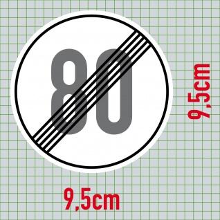 2 Aufkleber 10cm mindestens 80 kmh km/h schnell Mofa Quad Kart Vespa Roller Spaß - Vorschau 3