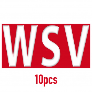 Aufkleber SALE 20cm Sticker Verkaufsaktion Ausverkauf Hinweis auf Rabattaktion - Vorschau 3
