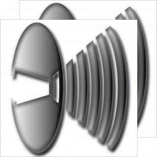 Aufkleber 10cm Sticker Lautsprecher Symbol Zeichen Speaker Logo Depeche Mode