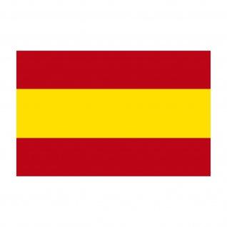 5 Aufkleber 8, 5cm Sticker Spanien Espana Fußball EM WM National Flaggen Fahnen - Vorschau 5
