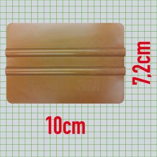 3M Rakel Made in USA zum Verkleben von Aufkleber Sticker Klebefolie PVC Folie
