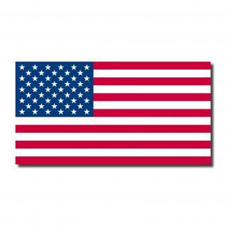 50 Stück 6, 5cm Aufkleber Sticker USA US Amerika Fußball EM WM Flaggen Fahnen