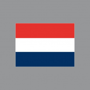 3 Aufkleber 6cm Sticker NL Niederlande Holland Fußball Deko EM WM Flagge Fahne - Vorschau 3