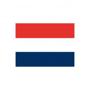 3 Aufkleber 6cm Sticker NL Niederlande Holland Fußball Deko EM WM Flagge Fahne - Vorschau 4