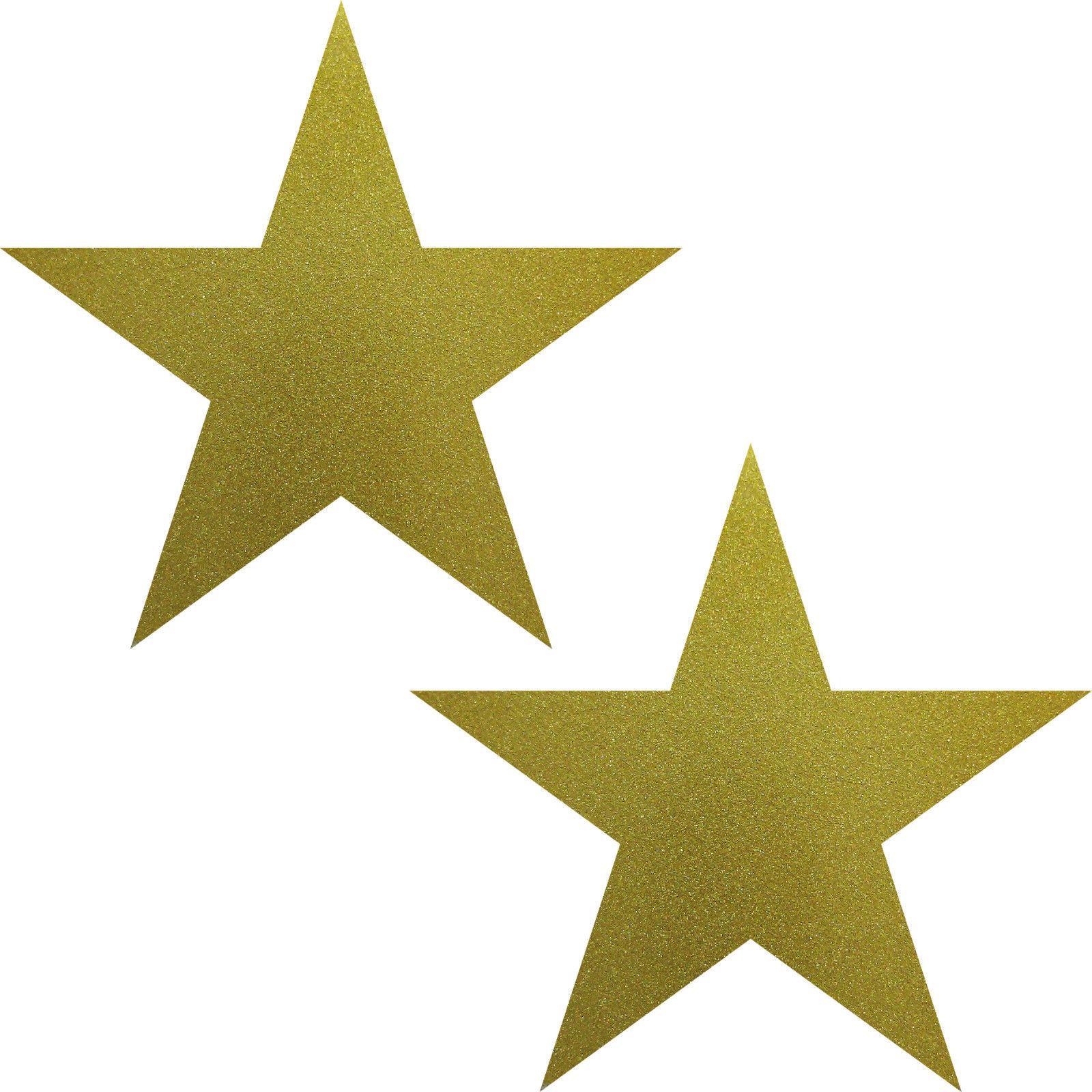 Stern Sterne Aufkleber Tattoo Deko Folie Klebestern für Auto