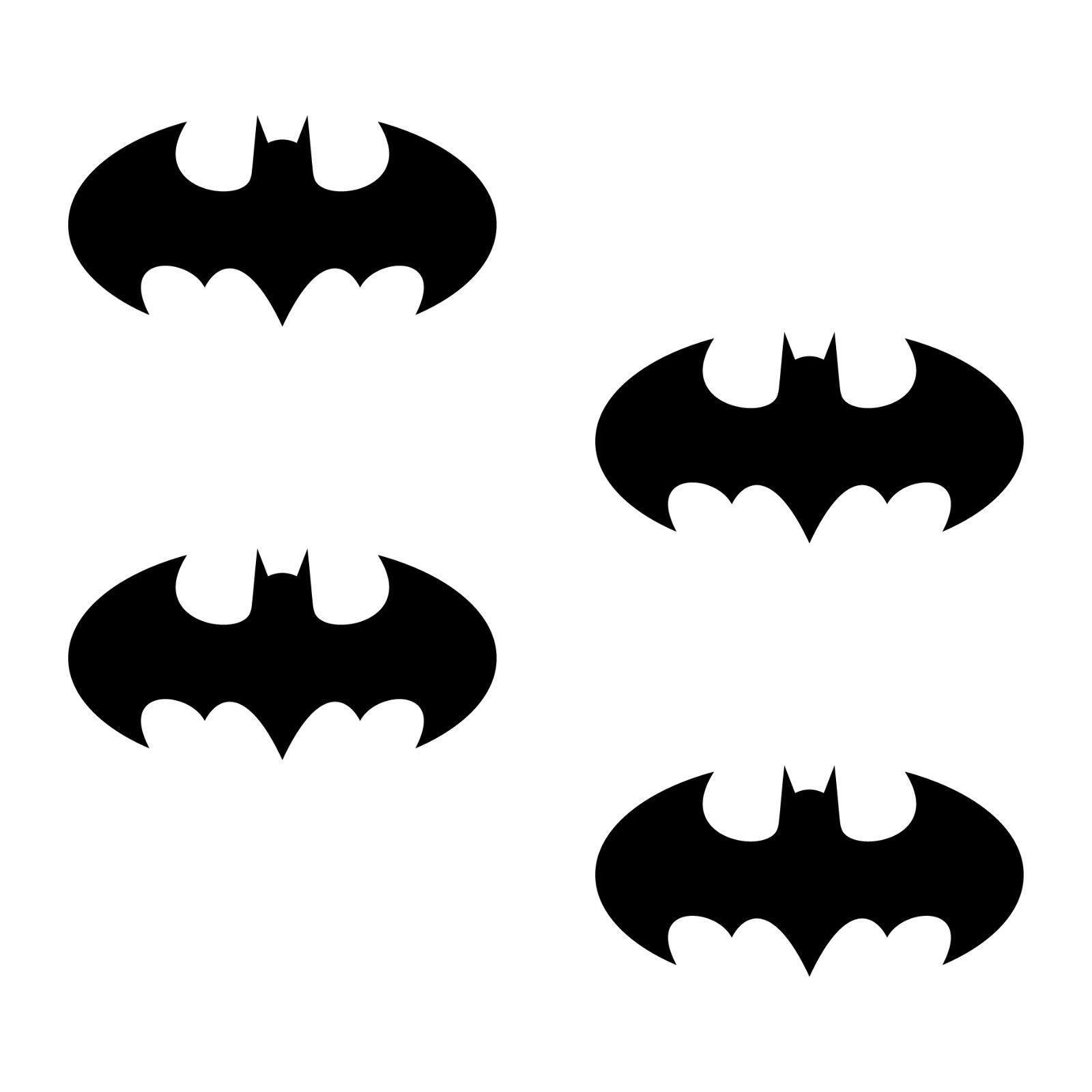 4 aufkleber tattoo 5cm schwarz batman old fledermaus handy smartphone deko folie kaufen bei. Black Bedroom Furniture Sets. Home Design Ideas