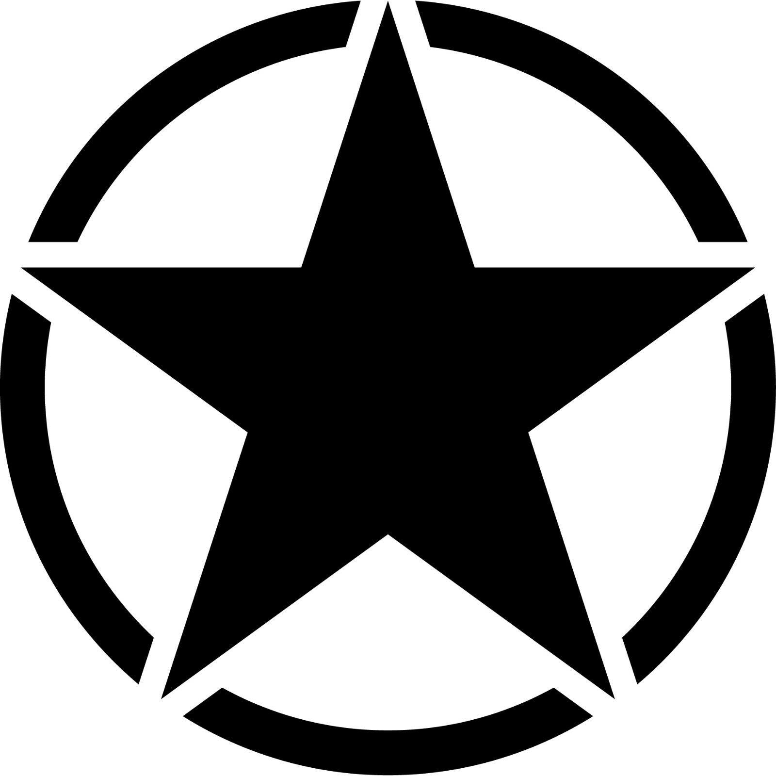 Stern Aufkleber Auto