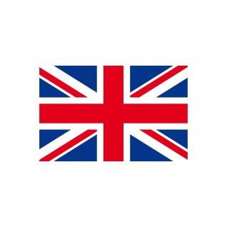10 Aufkleber 6, 5cm Sticker England UK ENG GB Fußball Fan Deko EM WM Flagge Fahne - Vorschau 5