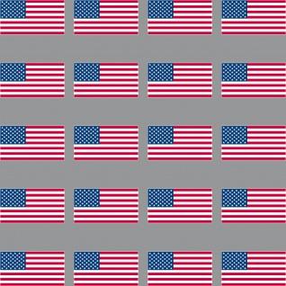 20 Aufkleber 3cm USA US Amerika Länder Fahne Flagge Mini Sticker RC Modellbau
