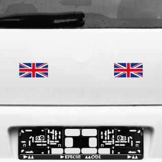 2 Stück 11cm GB England mod UK union jack Großbritannien Tattoo Auto Deko Folie