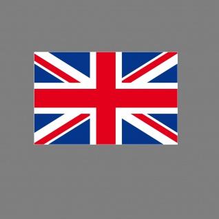 10 Aufkleber 6, 5cm Sticker England UK ENG GB Fußball Fan Deko EM WM Flagge Fahne - Vorschau 4