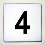 1 Stück 12cm schwarz Aufkleber Tattoo Hausnummer Wunschziffer Zahl Nummer Ziffer