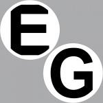 1 Set Aufkleber 20cm E+G Erdgeschoss Sticker Aufzug Treppe Tür Etage Stockwerk