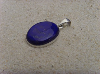 Lapis-Lazuli-Anhänger 925 Silber