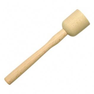 GLÜCKSKÄFER 530538 - Holz-Kartoffelstampfer