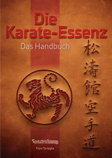 """SPECTRA VERLAG Buch """" Die Karate-Essenz"""" Budo-Books"""