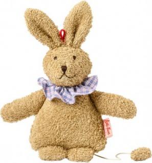Käthe Kruse 87404 - Klassik Spieluhr Hase