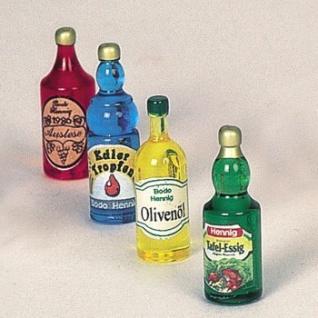 Bodo Hennig 27314 - Historische Flaschen für Puppenstube