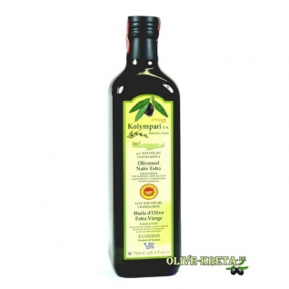 KOLYMPARI PDO 04024 Natives Olivenöl Extra 750 ml Mihelakis Kolymvari