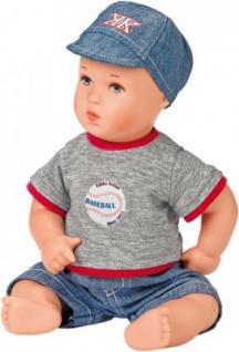 Käthe Kruse 30607 - Puppe Planscherle Levi