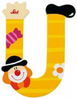 Sevi 81757 - Buchstabe Clown U - Vorschau 2