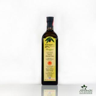 KOLYMPARI PDO 04025 Natives Olivenöl Extra 1L Flasche Kolymvari GU