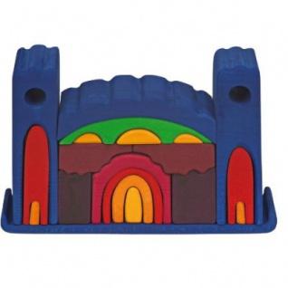 GLÜCKSKÄFER 523268 - Schloss groß, blau