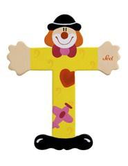 Sevi 81756 - Buchstabe Clown T