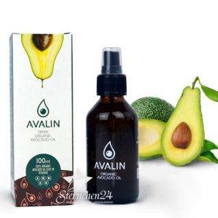 EVERCRETE 20002 - AVALIN Avocado Öl 100ml, 100% Organic; Naturkosmetik aus Kreta