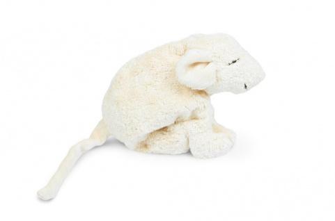 SENGER Y21002 - Kuscheltier Maus klein, Wärme-/Kühlkissen