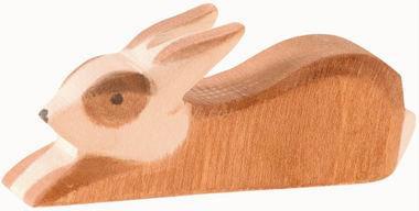 Ostheimer 15012 - Hase gefleckt, liegend