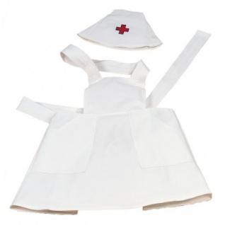 GLÜCKSKÄFER 534107 - Krankenschwester-Set zum Verkleiden