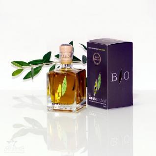CRETANTHOS® 02551 - ?IO Olivenöl Early Harvest 100ml - Frühe Ernte von Kreta GESCHENKBOX