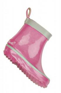 Käthe Kruse 33366 - Puppenschuh Gummistiefel pink für Lolle