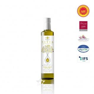SI-MEL 12012 Natives Olivenöl Extra 250ml - Frühe Ernte PDO SITIA Lassithi KRETA