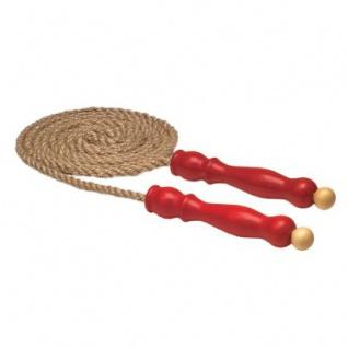 GLÜCKSKÄFER 536081 - Springseil mit rotem Griff
