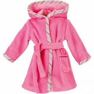 Käthe Kruse 33993 - Puppen Bekleidung - Bademantel mit Hausschuhen, 30-33 cm, rosa - Vorschau 3