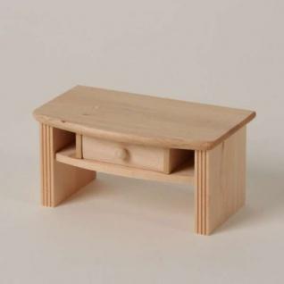 Bodo Hennig 23714 - TV-Tisch für Puppenstube