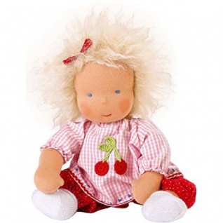 Käthe Kruse 38025 - Waldorfbaby Puppe, Mia, 33 cm