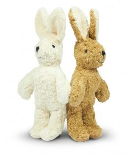 SENGER Y21902 - Tierpuppen Baby Hase beige - Vorschau 3