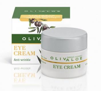 OLIVALOE 00145 - EYE CREAM - Augencreme 40ml, Naturkosmetik
