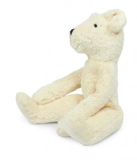 SENGER Y21713 - Schlenker-Tierpuppe Bär weiß 40cm