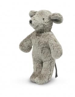 SENGER Y21901 - Tierpuppen-Baby Maus 20cm, 100% Natur