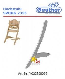 GEUTHER Y032300066 Ersatzteil für Hochstuhl SWING 2355