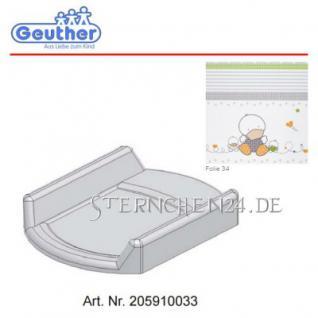 """Geuther 205910033 - Ersatzteil Wickelauflage für """" Aqualino"""" Design 34"""
